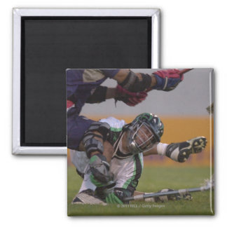 06 Jul 2001:   Casey Powell #22  Long Square Magnet