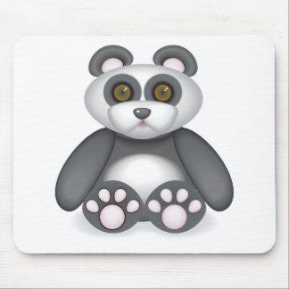 06 Panda Mousepad