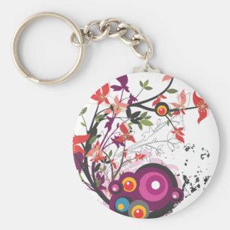 06FNC_17_www.Garcya.us.ai Basic Round Button Key Ring