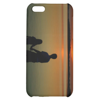 070509--26-APO A BROTHER, A SISTER, AND A SUNSET COVER FOR iPhone 5C