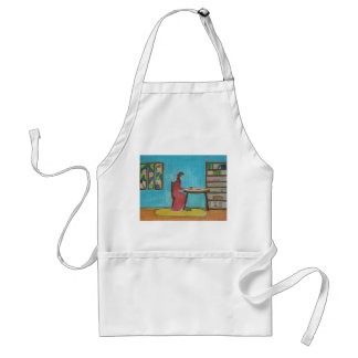 080, Earth Angel Standard Apron