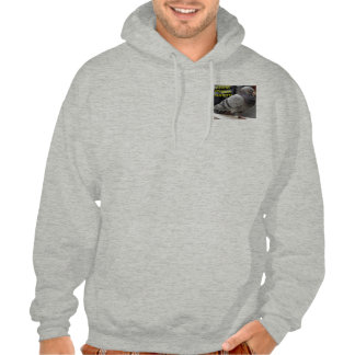 08-Pigeon, STONE PIGEON SOCIETY Pullover