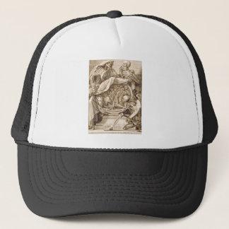 090skeleton2 trucker hat