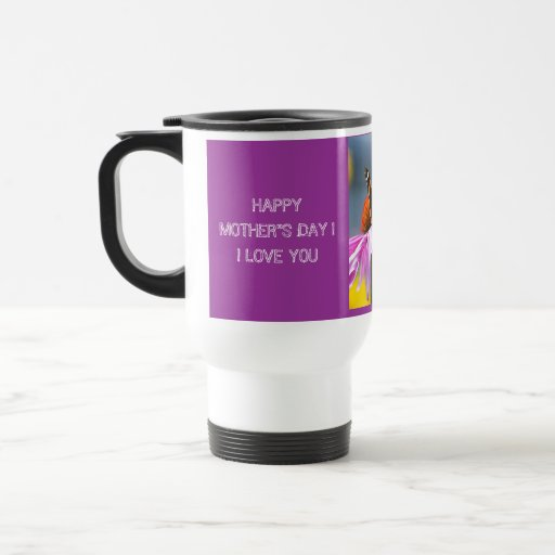 """09 07 20 300ws, HAPPY MOTHER""""S DAY !  I LOVE YOU Coffee Mugs"""