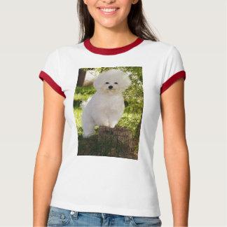 09, DE ISHBILIA BICHON FRISE T-Shirt
