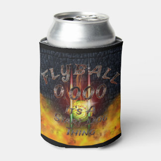 0.000 Flyball Flamz: It's A Start Dog Thing! Can Cooler