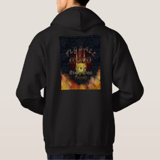 0.000 Flyball Flamz: It's A Start Dog Thing! Hoodie