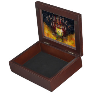 0.000 Flyball Flamz: It's A Start Dog Thing! Keepsake Box