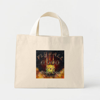 0.000 Flyball Flamz: It's A Start Dog Thing! Mini Tote Bag