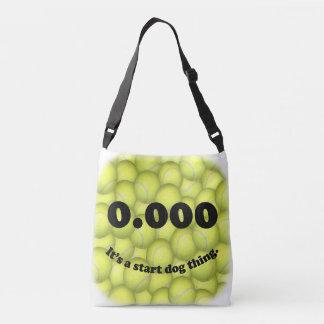 0.000, The perfect Start, It's A Start Dog Thing! Crossbody Bag
