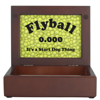 0.000, The perfect Start, It's A Start Dog Thing! Keepsake Box