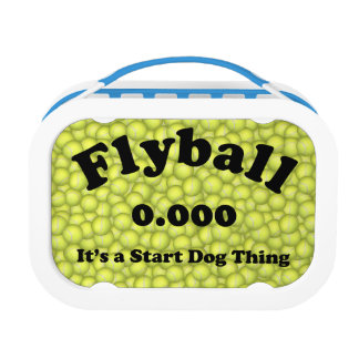 0.000, The perfect Start, It's A Start Dog Thing! Lunch Box