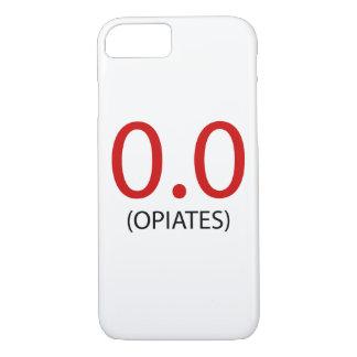 0.0 Opiates iPhone 8/7 Case