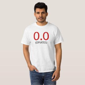 0.0 Opiates T-Shirt