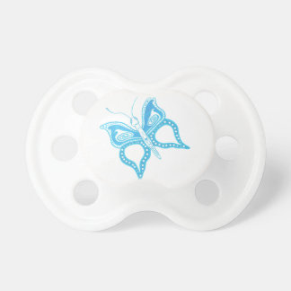 0-6 months BooginHead® Pacifier Butterfly Baby