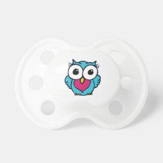 0-6 Months Cute Owl Pacifier