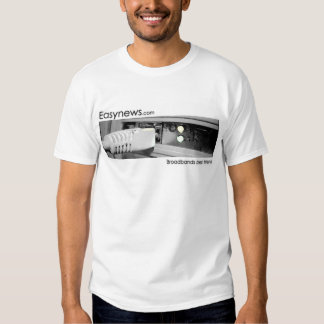 0eight's Easynews Tshirt Design 1