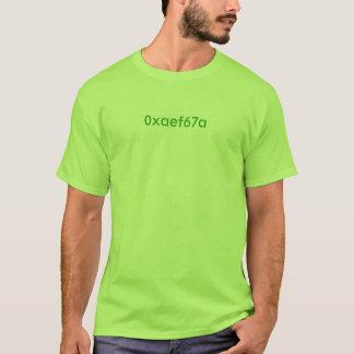 0xaef67a T-Shirt