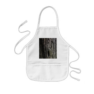 1000 Year Old Wood Kids Apron