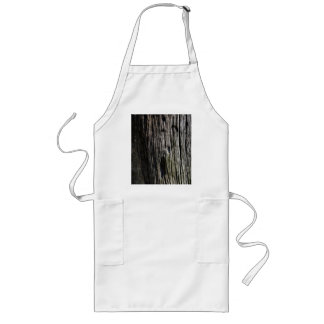 1000 Year Old Wood Long Apron