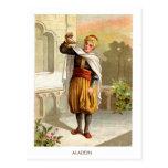1001 Arabian Nights: Aladdin Post Card