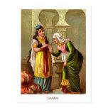 1001 Arabian Nights: Ganem Post Card