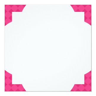 """1001 Cosmopolitan Nights 5.25"""" Square Invitation Card"""