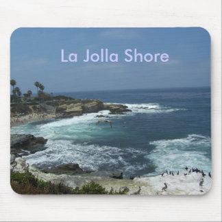 100_0878, La Jolla Shore Mouse Pad