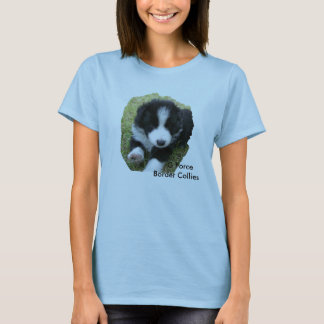 100_2163,    G Force Border Collies T-Shirt