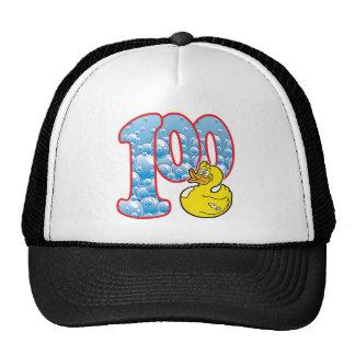 100 Age Duck Cap