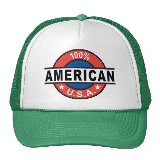 100% American Cap