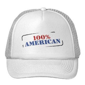 100% American hat