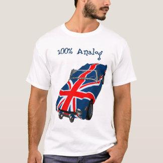 100% anloge T-Shirt