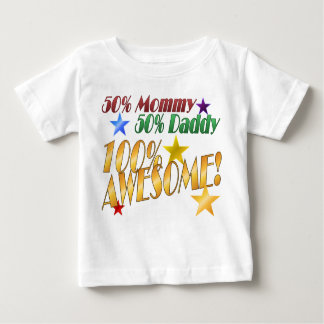 100% Awesome! Baby T-Shirt