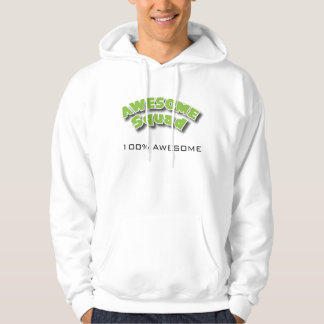 100% Awesome with GT Hoodie