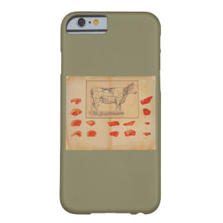 100% beef barely there iPhone 6 case