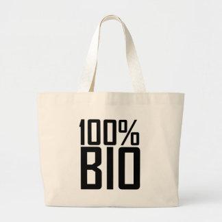 100 Bio Tote Bag