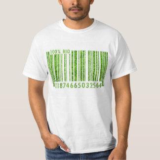 100%bio tee shirt