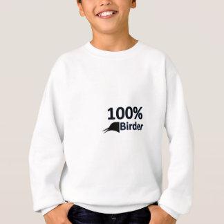100% Birder Sweatshirt