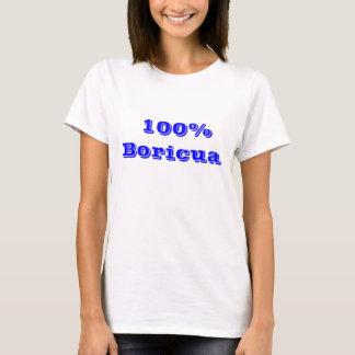 100%Boricua T-Shirt
