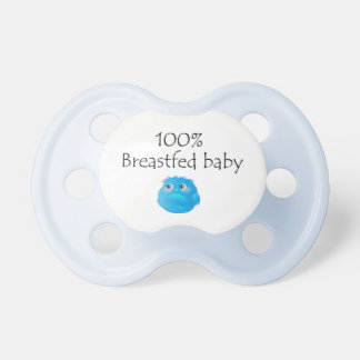 100% Breastfed Baby Pacifiers