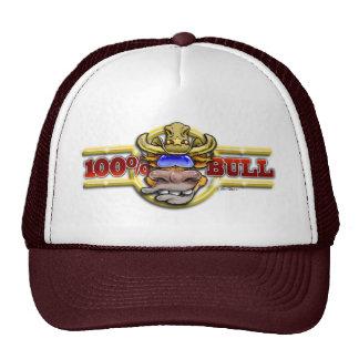 100 Bull Mesh Hat