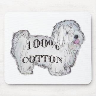 100% Cotton Mouse Pad
