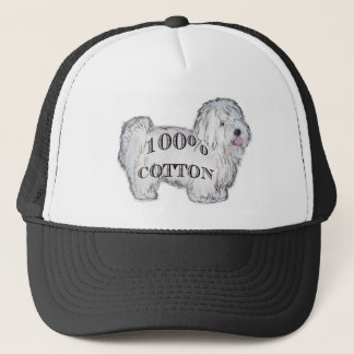 100% Cotton Trucker Hat