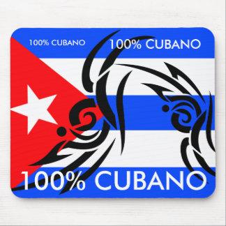100% Cubano Mousepad