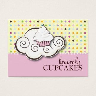 100 Cupcake Gift Vouchers Business Card