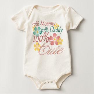 100% Cute Baby Bodysuit