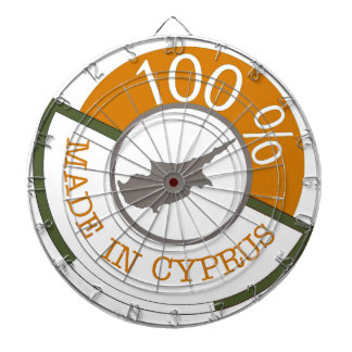 100% Cypriot! Dart Boards