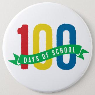 100 days of school button