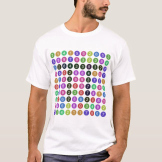 100 Digits of Pi T-Shirt